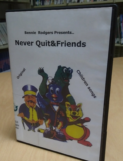 Never Quit and Friends