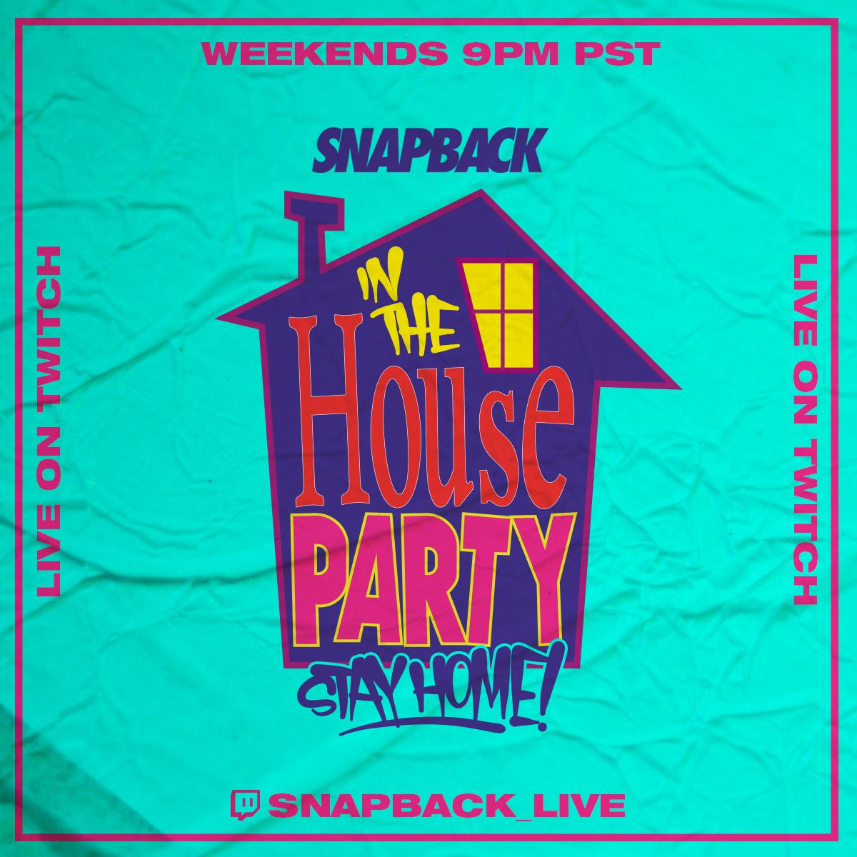 In The House Party