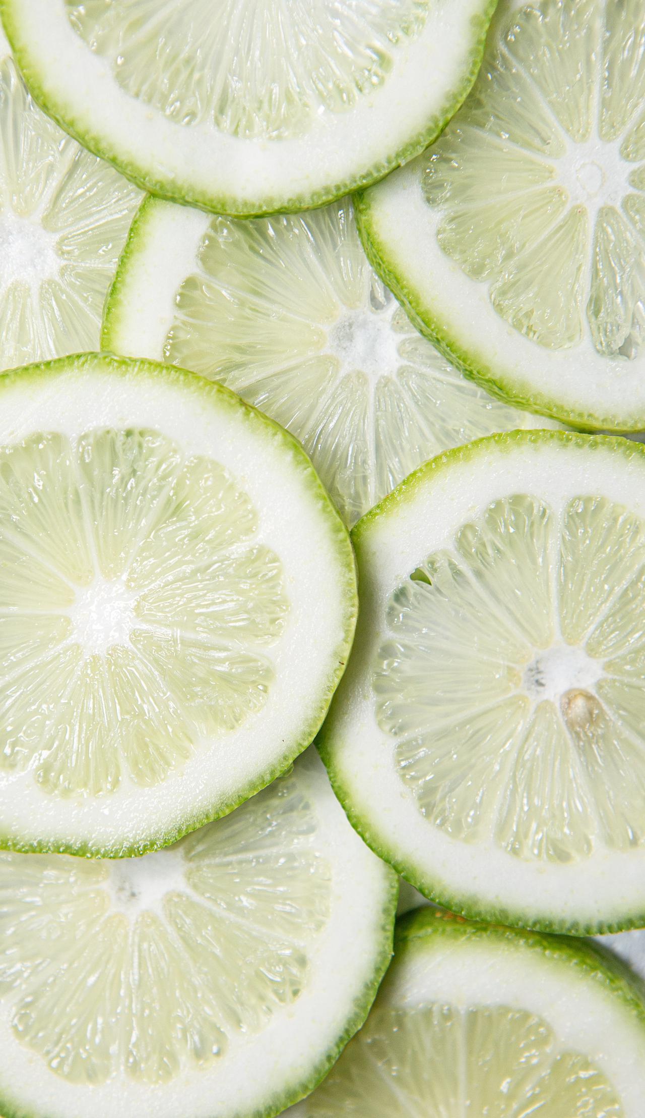 Fresh Lime Wedge