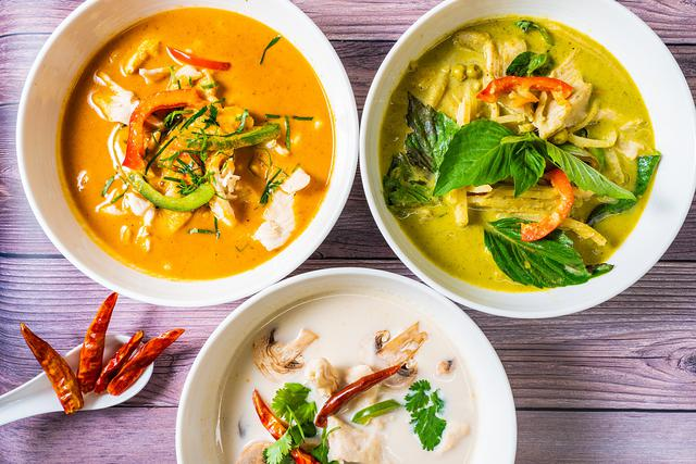 thai curry asian joint