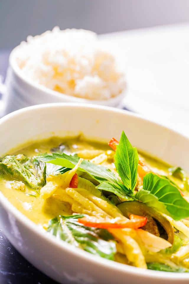 Delivery Fairfax VA | Green Curry