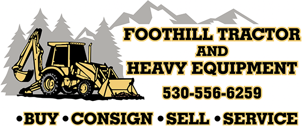 Foothill Tractor and Heavy Equipment logo