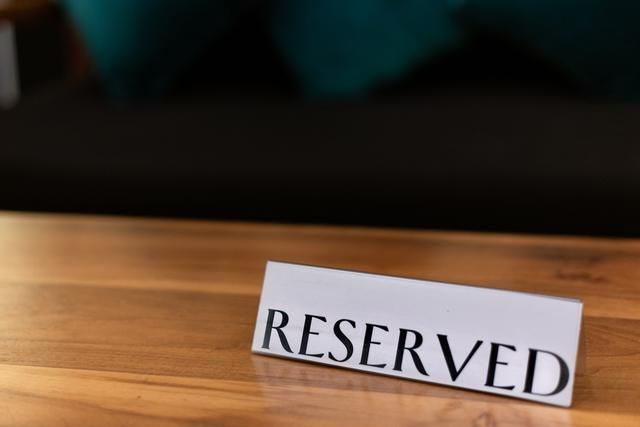 Reservations Solution