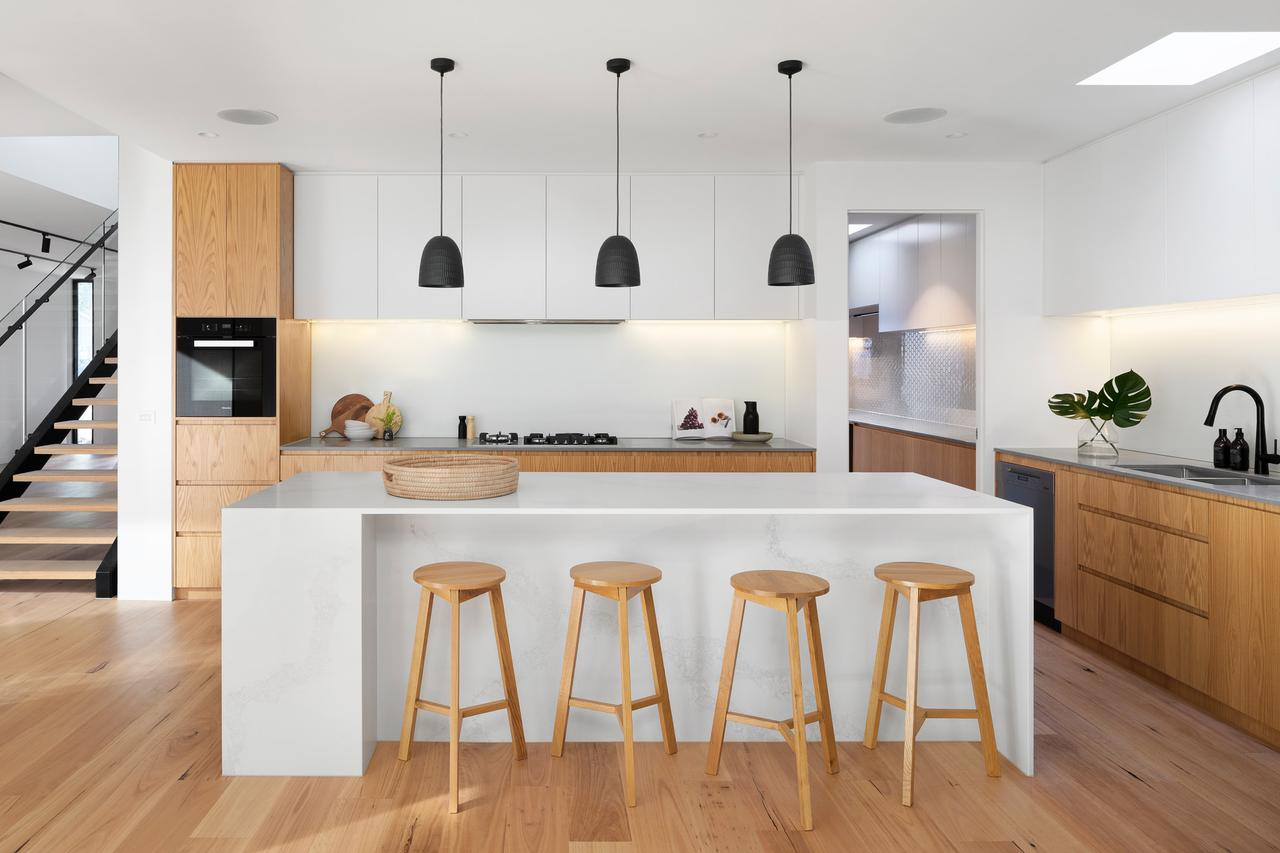 Kitchen and bath remodeling in Kansas City are popular 2021 projects for homeowners.
