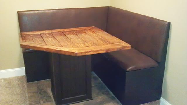 Custom carpentry services in Kansas City can supply you with your literal dream furniture.