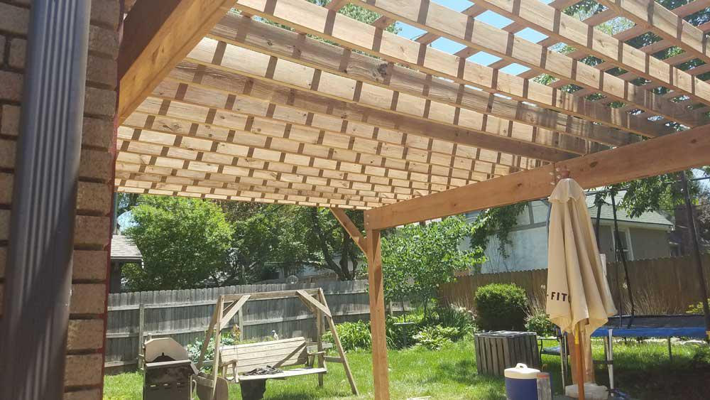 porch carpentry