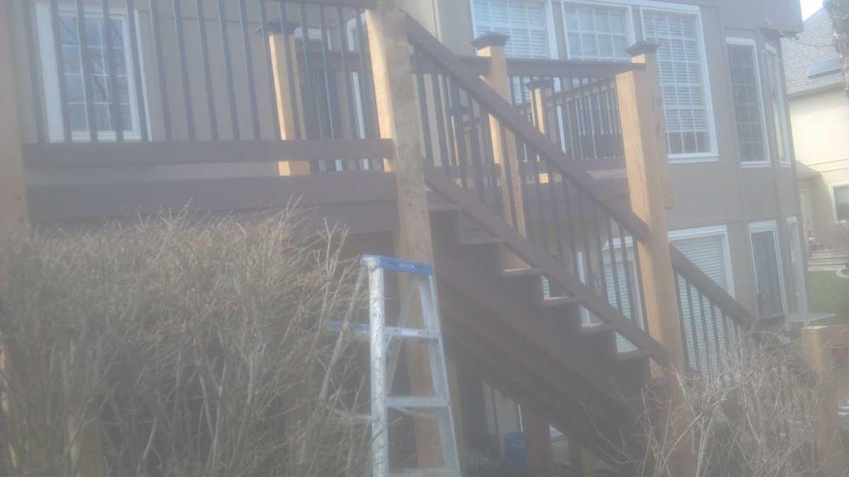 stairs carpentry