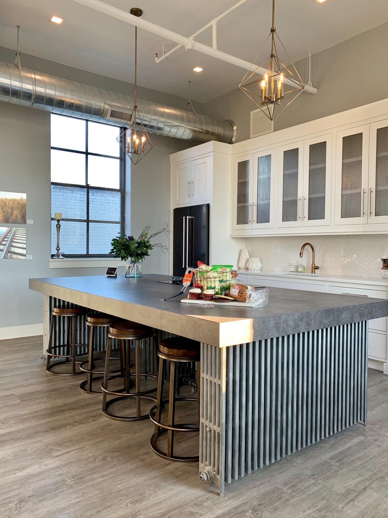kitchen renovation completed by a Kansas City general contractor