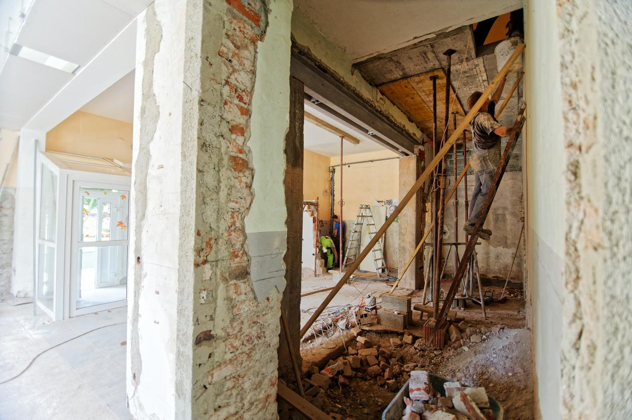 property renovation by PropertyPros.net