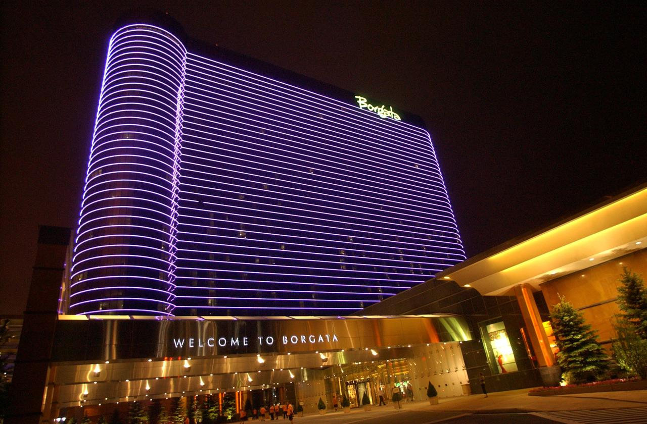 The Borgata, Atlantic City, NJ