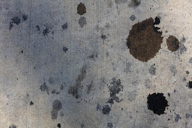 This is a picture of a concrete slab needing slab leak repair.