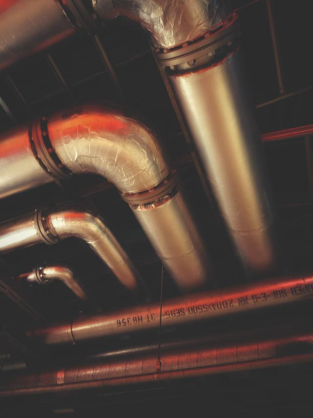 Pipes Intersection