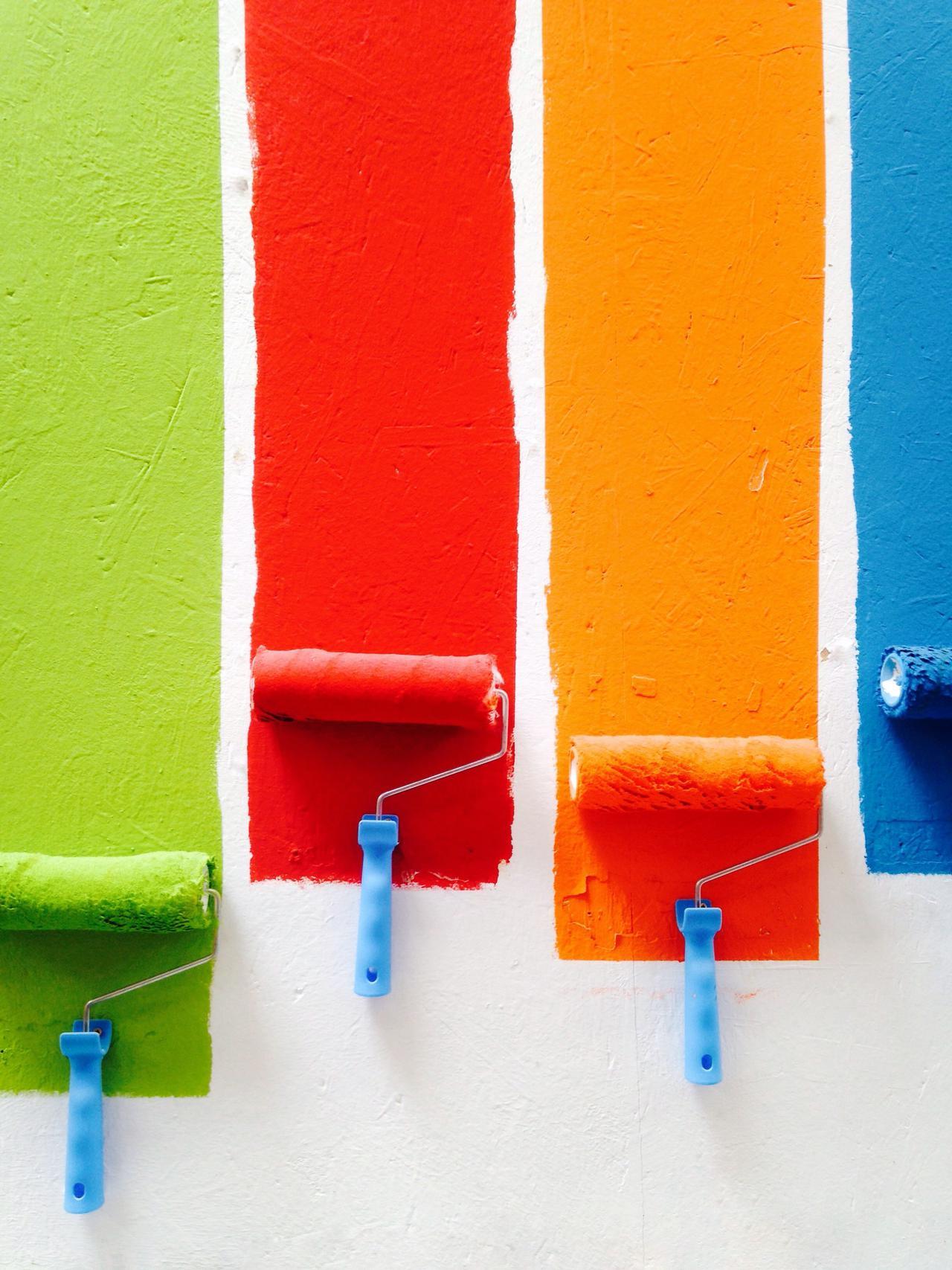 Learn how to maintain exterior grade acrylic latex paint.