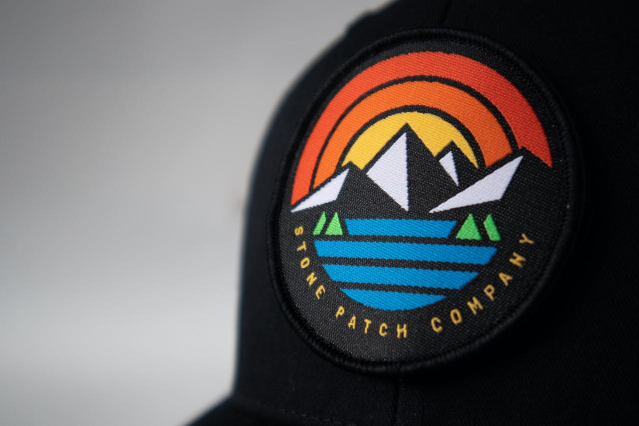 A hat with an embroidered design. Embroidery services in Wausau, WI is the most dependable option for your design and apparel needs.