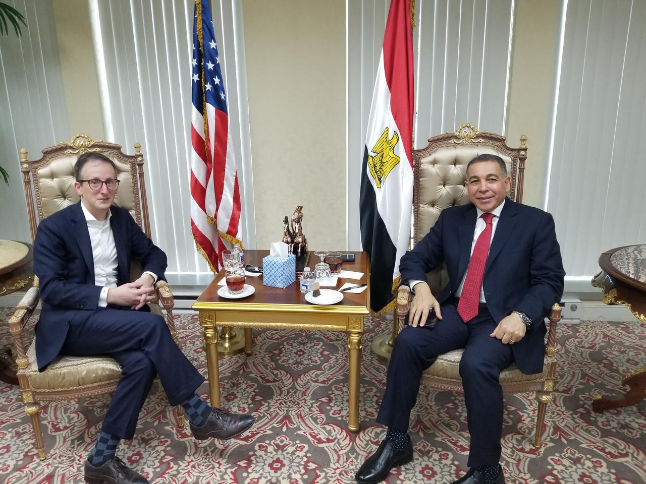 eli m. gold - mg mahmoud hasanin, egyptian military attache to u.s. and canada at defense office, wash d.c..jpg