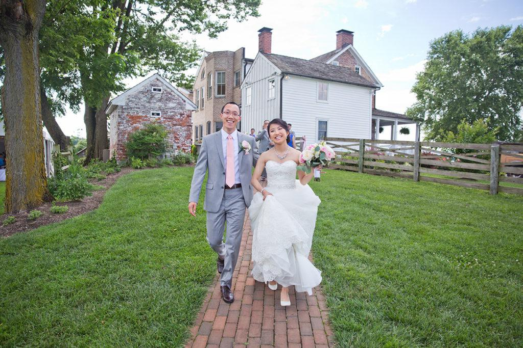 Debra and Derek Wedding