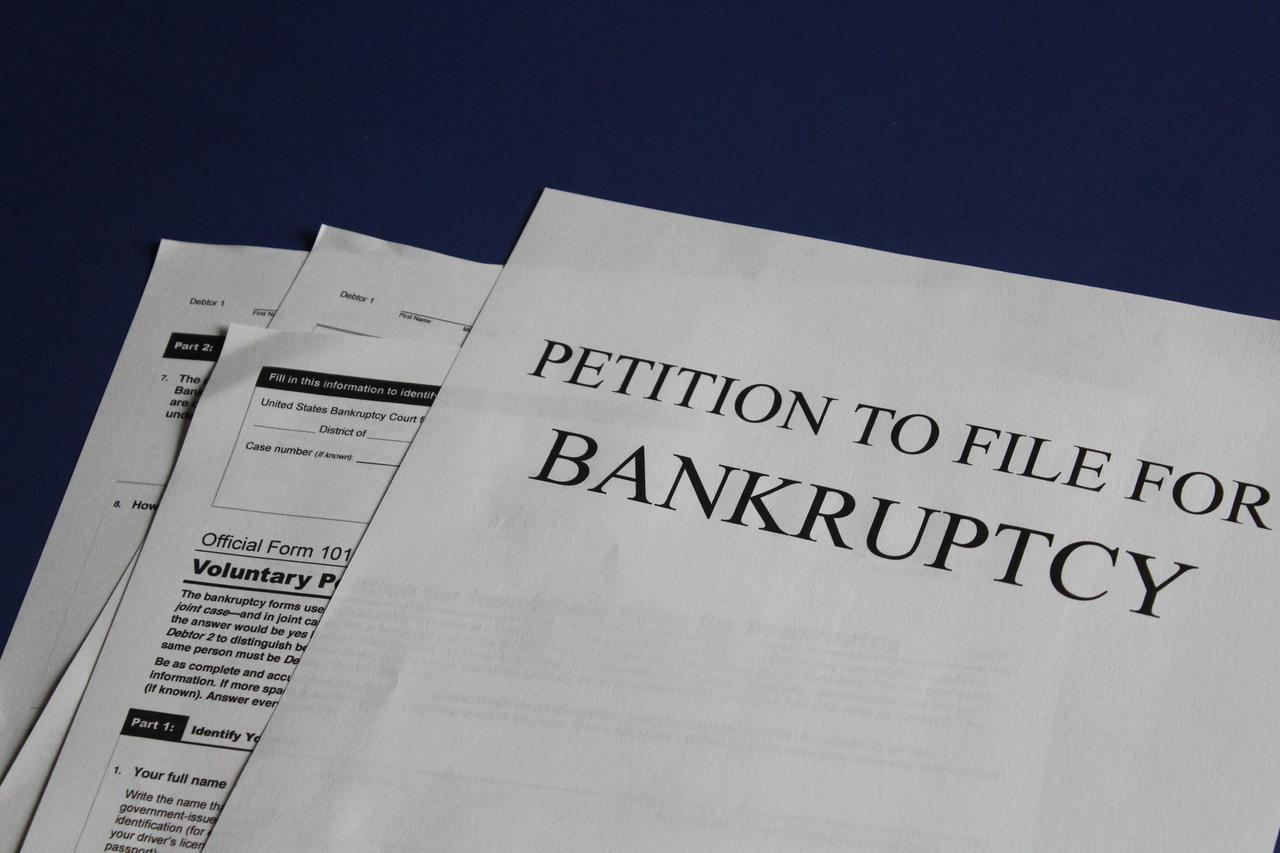 Guide to filing for bankruptcy in TN