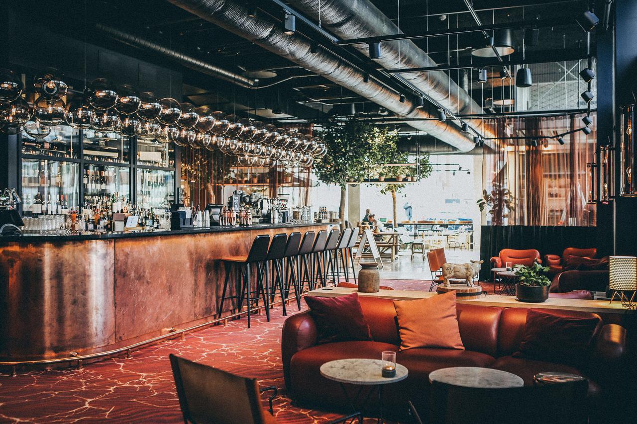 Scandic Hotel Kødbyen Vesterbro Lounge