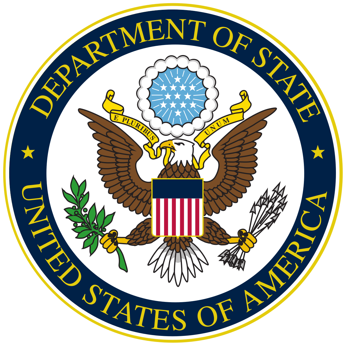 United States of America Department of State logo