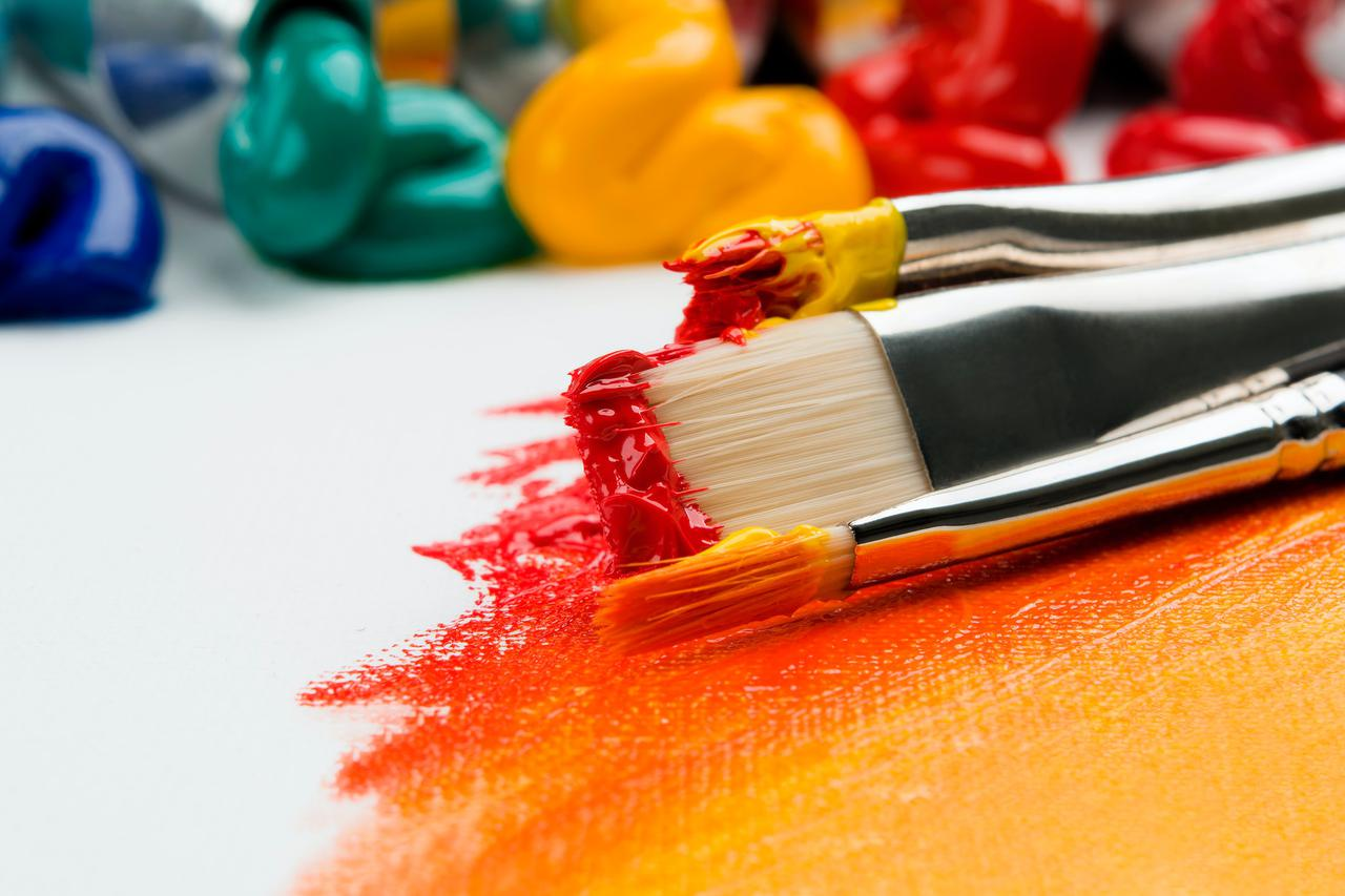 5 reasons to do collaborative event paintings