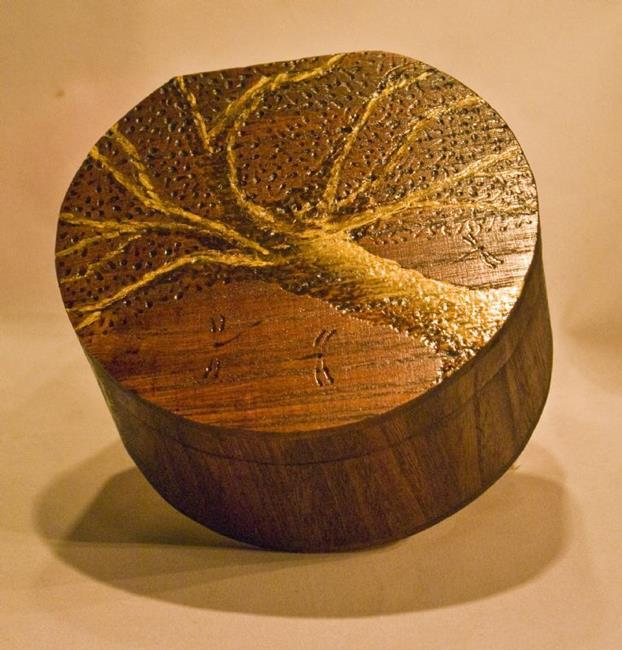 Woodwork is the perfect blend of nature and art.
