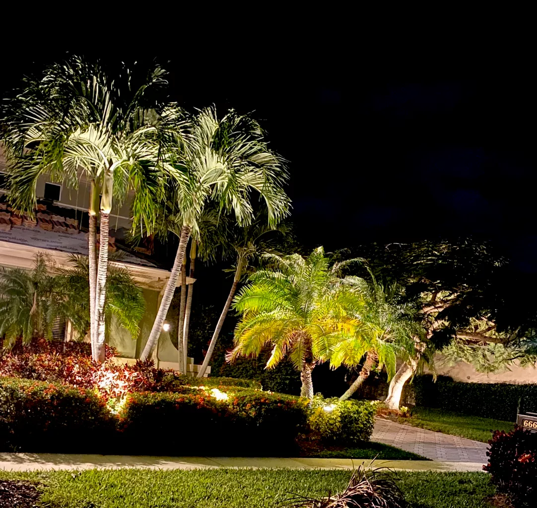 low voltage yard lighting palm beach