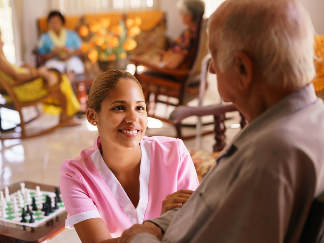 Make the most of your days at Anderson Nursing Center