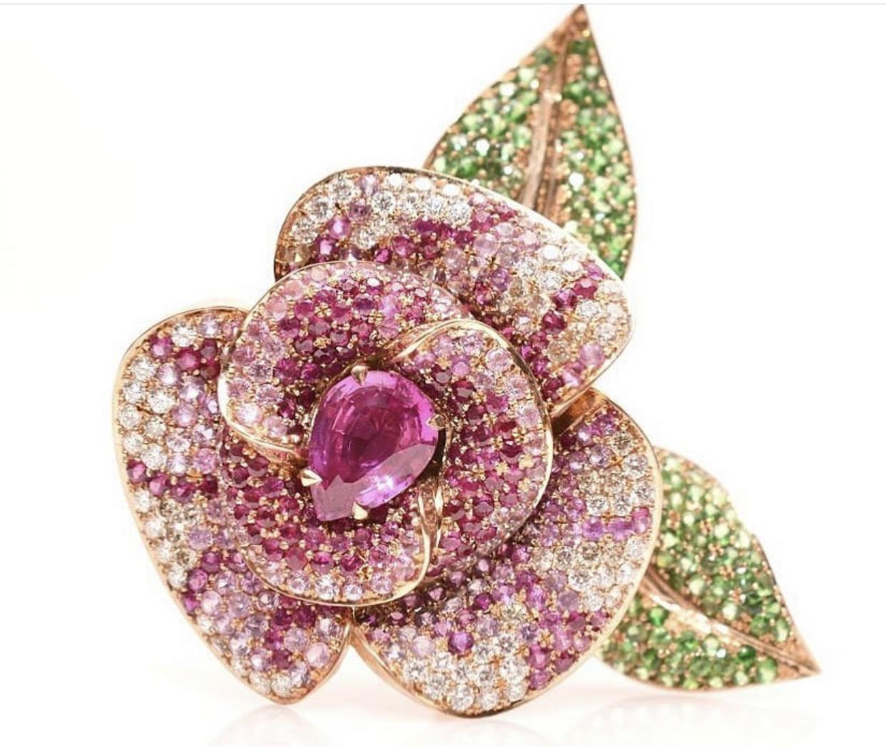 Fine jewelry PR in NYC