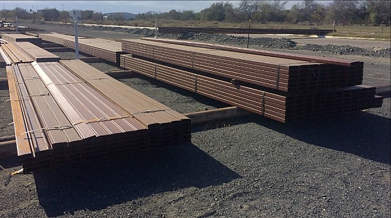 Structural Steel, Including Square Tubing, Rectangular Tubing, Angle Iron, Flat, Round Rod, Square Bar, Channel, I-beam, Wide-Flange-Beam, Rebar and More - All Cut to Length