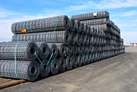 Stay-Tuff, Stay-Tight and other top quality fence wire for miles of fencing