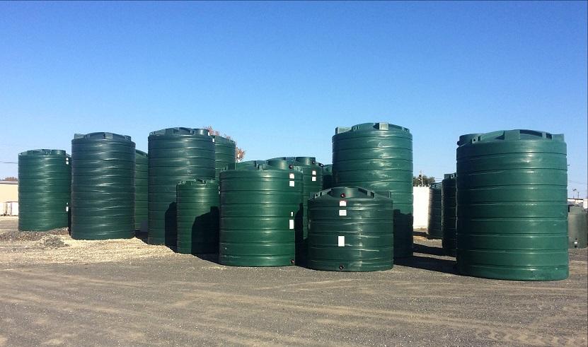 Poly Water Storage Tanks