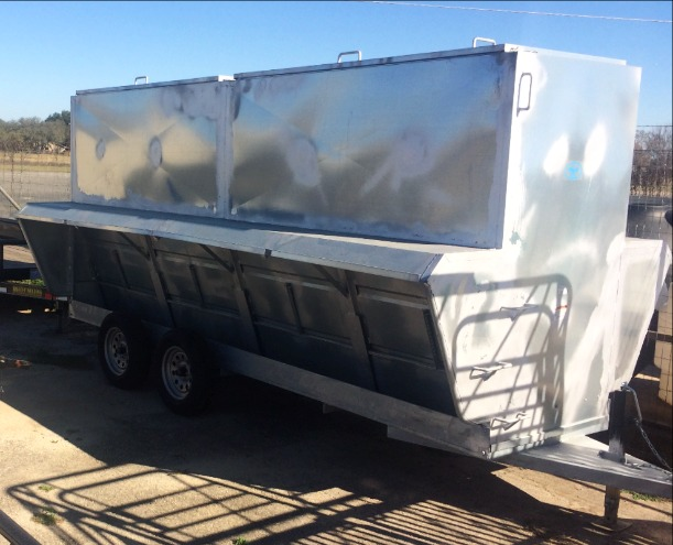 Cattle Feed Trailers