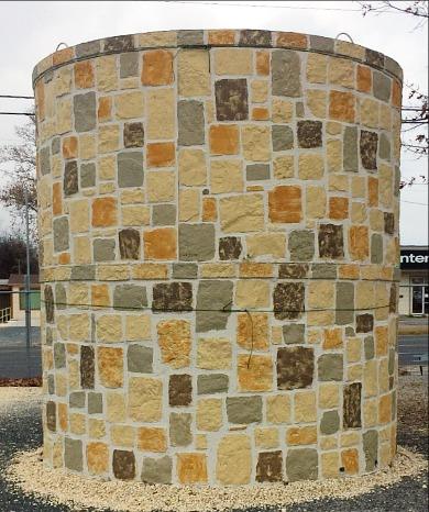 Concrete Water Storage Tanks