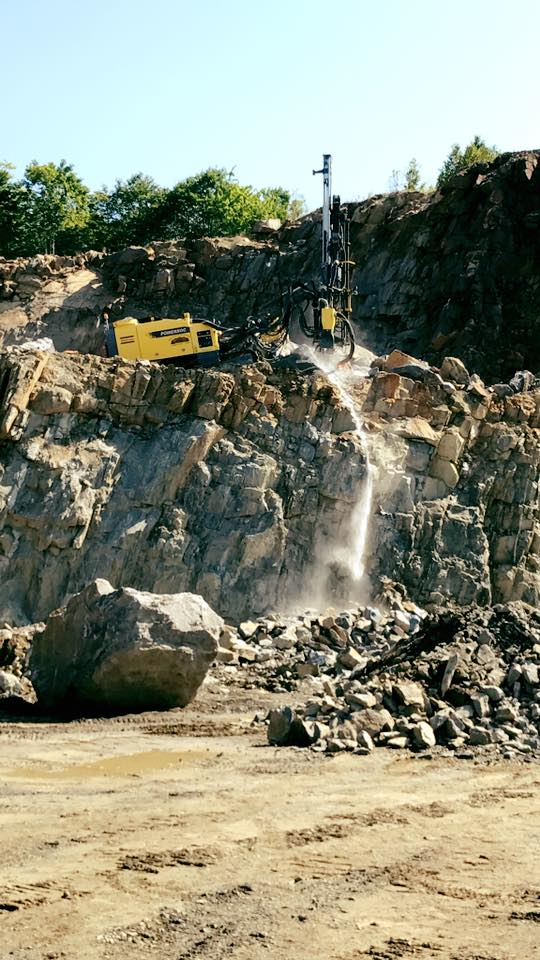 drilling and blasting rock specialists