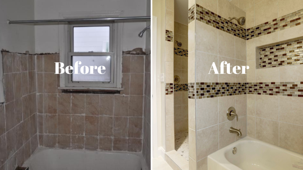 Image of home improvement in Washington DC.