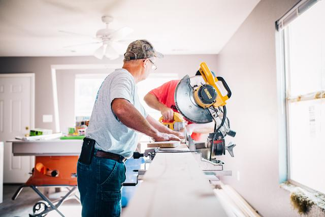 This is a picture of a general contractor in Washington, DC.