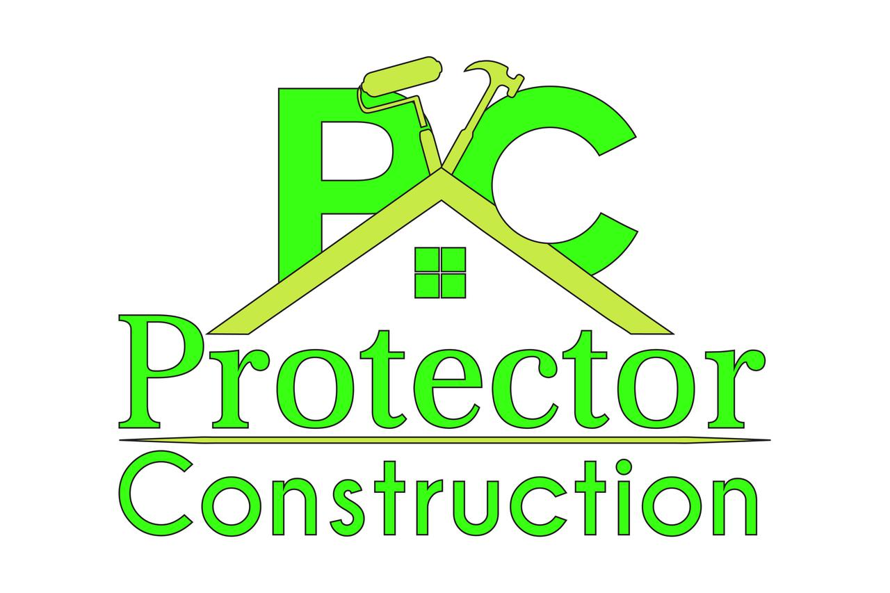 protector construction logo