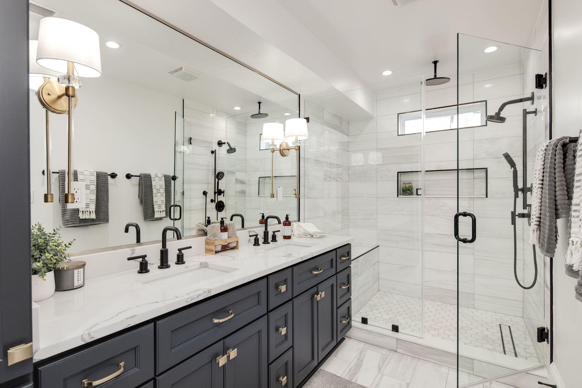 Bathroom remodeling in Maryland.