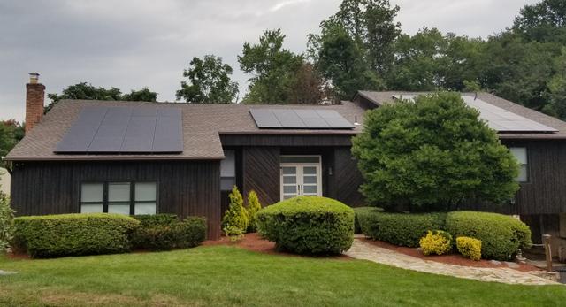 residential solar panels ny