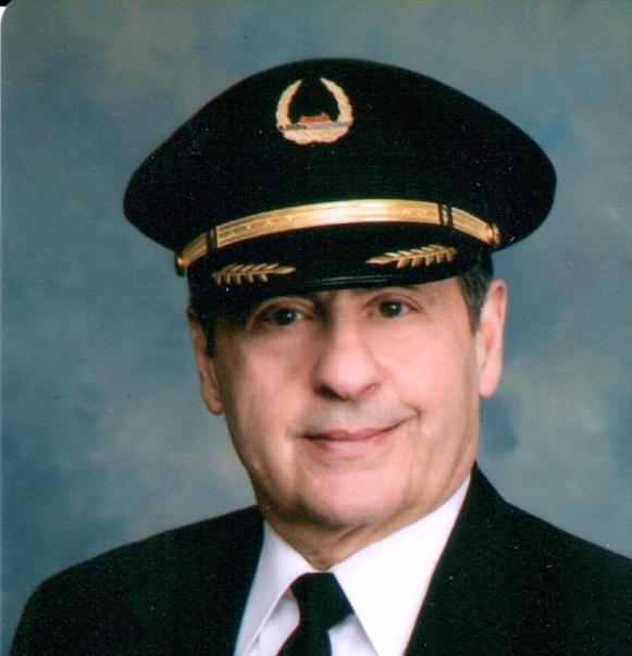 Captain Richard Perry