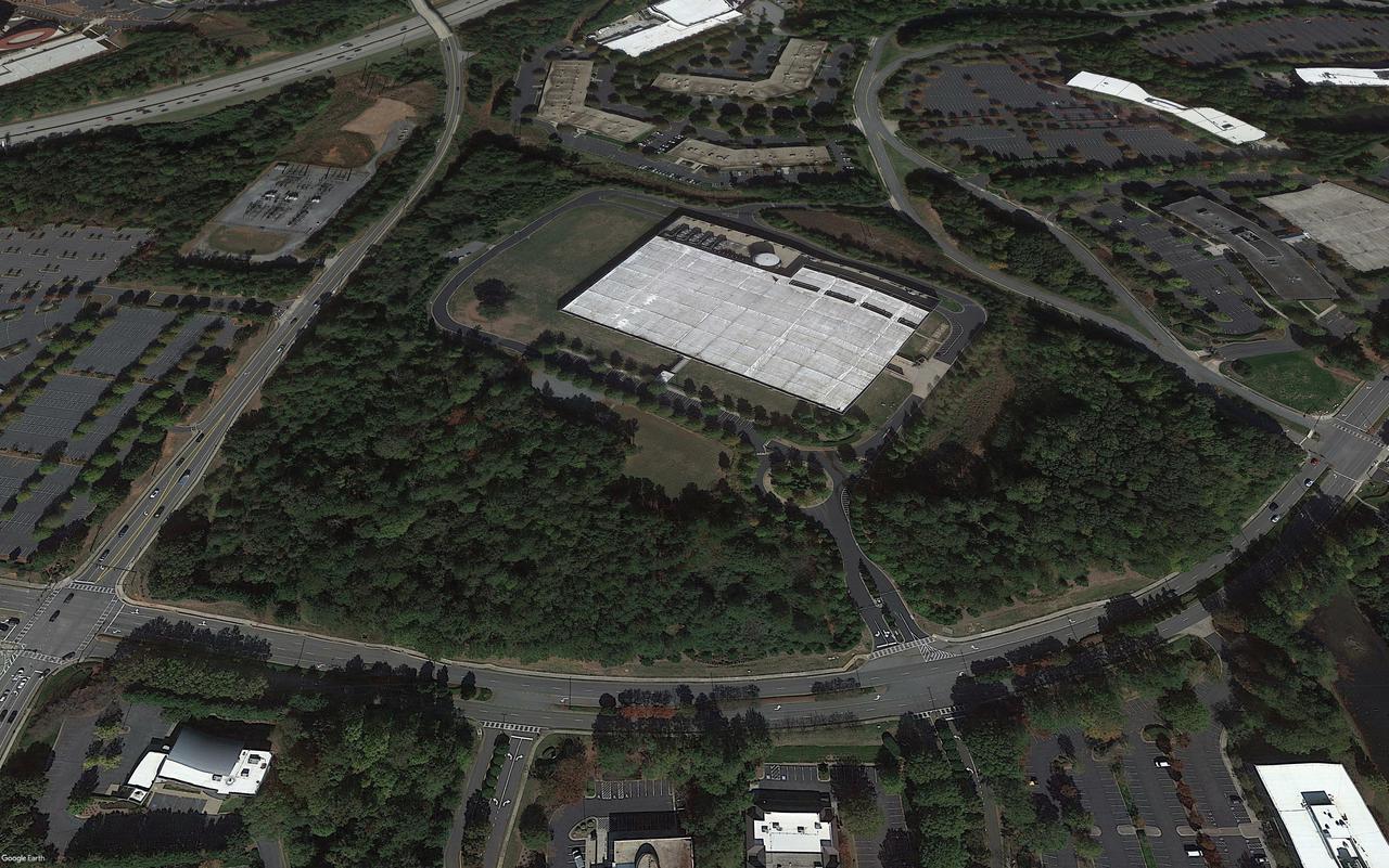 Project Spirit Data Center   Alpharetta Google Image