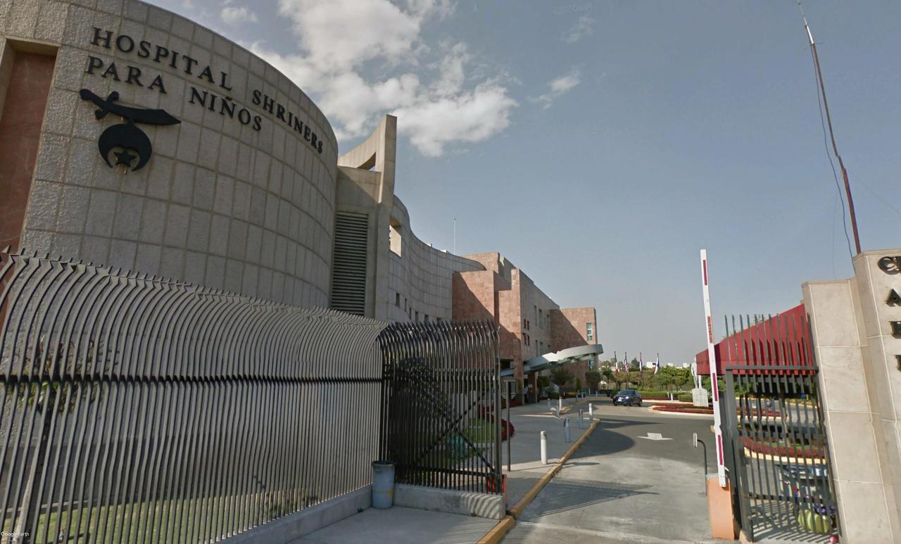 Shriners Mexico City Street View   Google