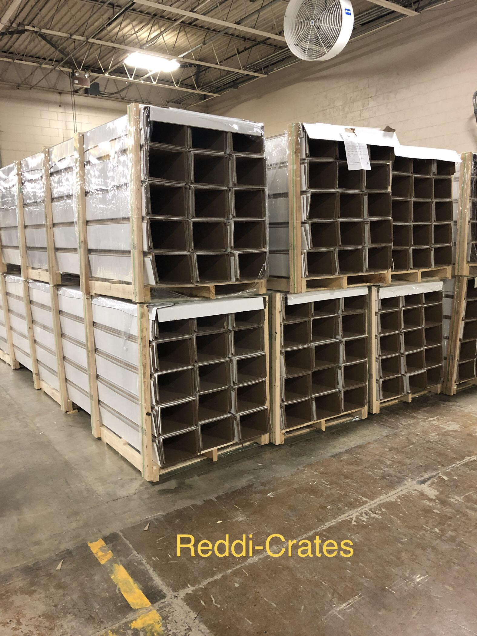 Reddi-Crate is the trusted name in the packaging industry because of their proven solutions.
