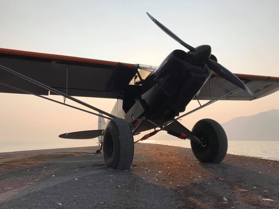 Corys plane