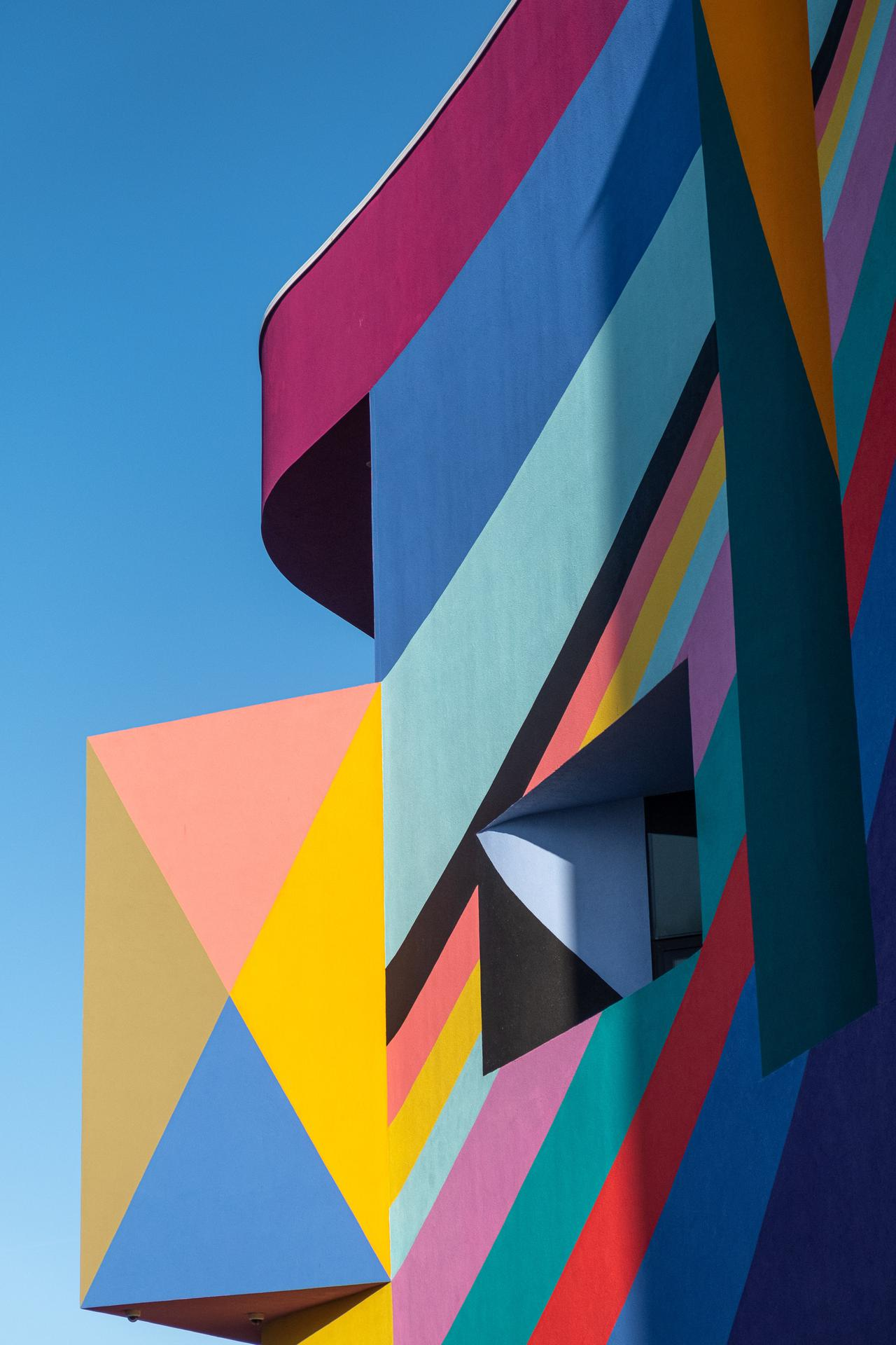 Colourful Towner Art Gallery