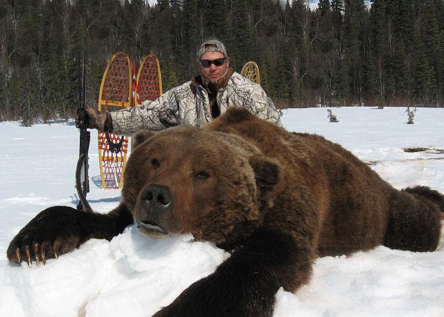 <br/>caribou hunting alaska