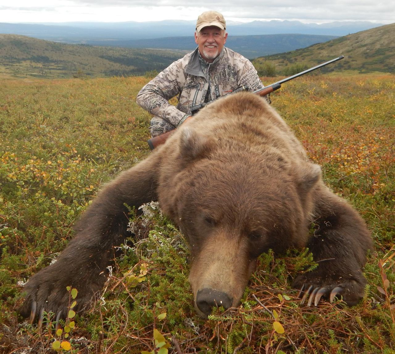 Fall Grizzly Bear Hunts