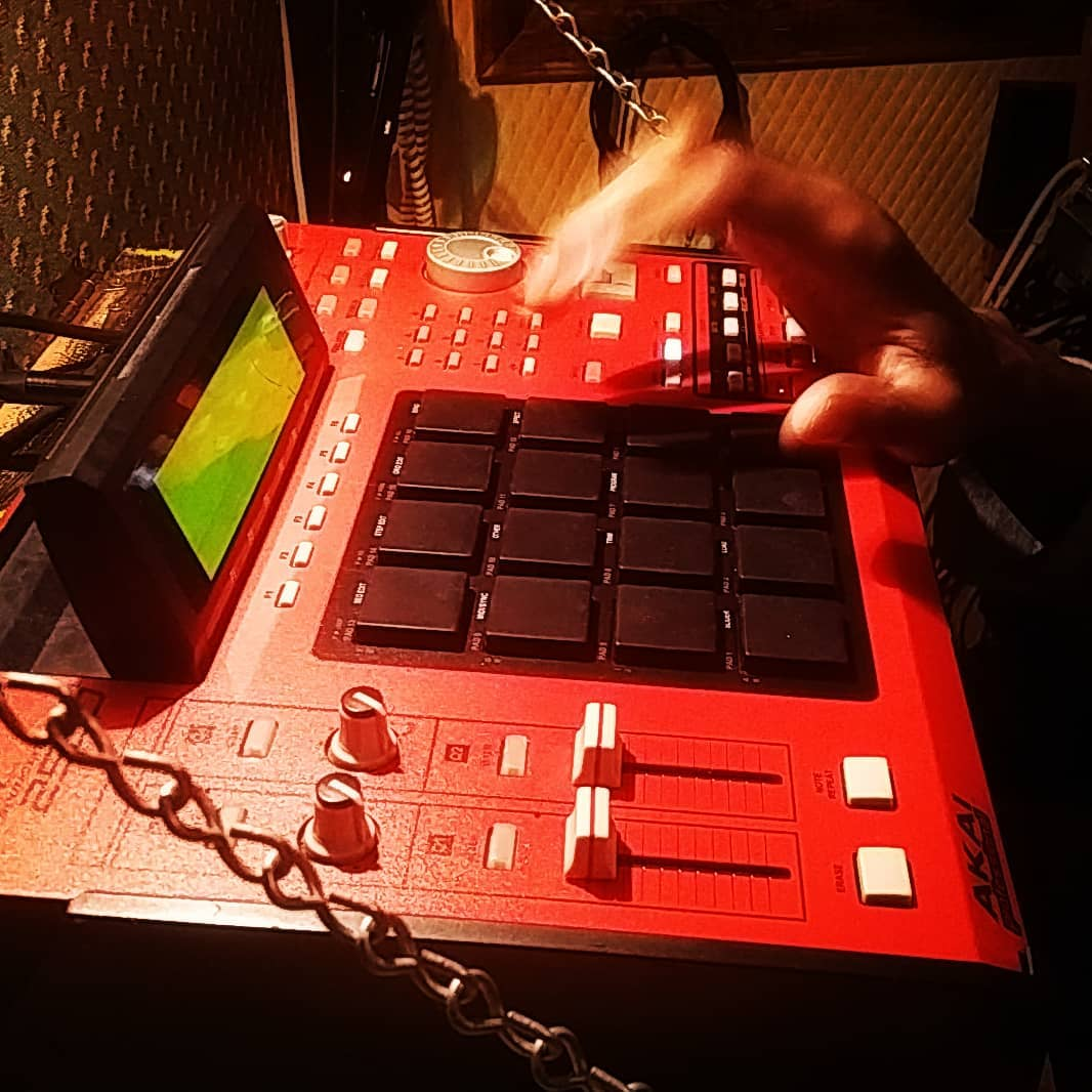 MPC has landed  Big Up