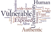 vulnerability has value for physician leaders