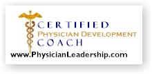 Certified Physician Development Coach
